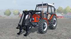 Zetor 7745 fronƫ chargeur pour Farming Simulator 2013