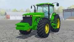 John Deere 8400 animated element pour Farming Simulator 2013