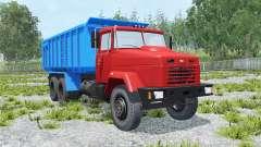 KrAZ-6130С4 für Farming Simulator 2015