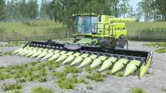 Case IH Axial-Flow 9230 work speed increased pour Farming Simulator 2015