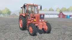 MTZ-82 Belarus manuelle Zündung für Farming Simulator 2013