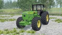 John Deere 4755 IC control pour Farming Simulator 2015