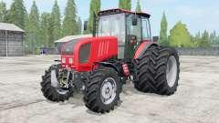 MTZ-Belarus 1822.3 Konsole des LKW für Farming Simulator 2017