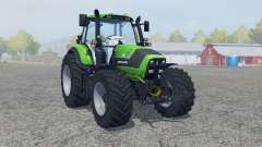Deutz-Fahr 6190 TTV Agrotron new Reifen〡Felgen für Farming Simulator 2013