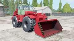 Kirovets K-710M PK-4 pour Farming Simulator 2017