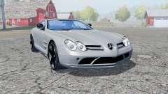 Mercedes-Benz SLR McLaren (C199) 2003 pour Farming Simulator 2013