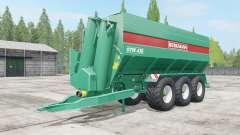 Bergmann GTW 430 wheel color selection pour Farming Simulator 2017