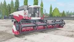 Acros 585 le choix du moteur et les roues pour Farming Simulator 2017