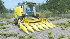 New Holland TC5.90 colored seats für Farming Simulator 2015