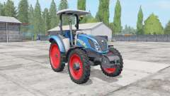 New Holland T5.100-120 2 tire types pour Farming Simulator 2017
