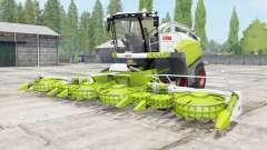 Claas Jaguar 900 TerraTrac für Farming Simulator 2017