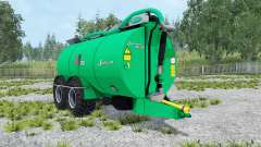 Samson PGII-series für Farming Simulator 2015