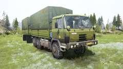 Tatra T815 VVN 20.235 6x6 für MudRunner