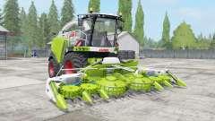 Claas Jaguar 900 für Farming Simulator 2017