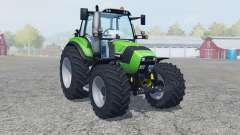 Deutz-Fahr Agrotron TTV 430 new reifen〡felgen für Farming Simulator 2013
