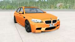 BMW M5 (F10) 2011 pour BeamNG Drive