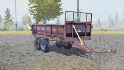 ZEILE-6 für Farming Simulator 2013