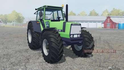 Deutz DX 145 für Farming Simulator 2013