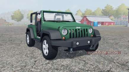 Jeep Wrangler (JK) für Farming Simulator 2013