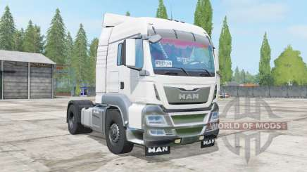 MAN TGS 4x2 pour Farming Simulator 2017