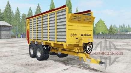 Veenhuis W400 bright Sun pour Farming Simulator 2017