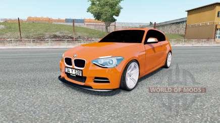 BMW M135i 3-door (F21) 2015 pour Euro Truck Simulator 2