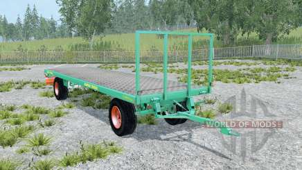 Aguas-Tenias PGAT washable für Farming Simulator 2015