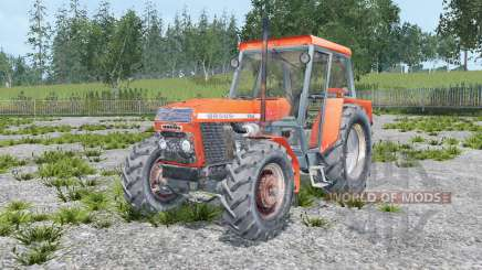 Ursus 1224 animation wipers pour Farming Simulator 2015