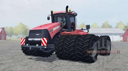 Case IH Steiger 600 drilling tires pour Farming Simulator 2013