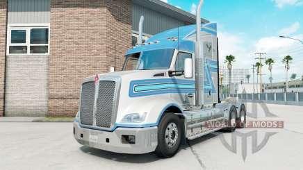 Kenworth T610 pour American Truck Simulator