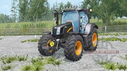 New Holland T6.160 GoEdition für Farming Simulator 2015