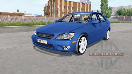 Lexus IS 300 (XE10) 2005 pour Euro Truck Simulator 2
