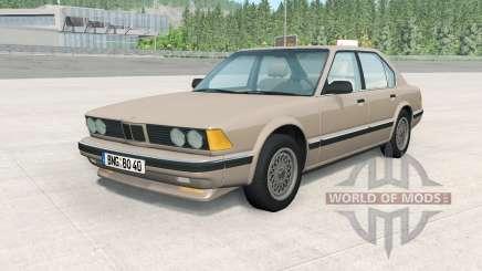 ETK I-Series 1983 v2.0 pour BeamNG Drive