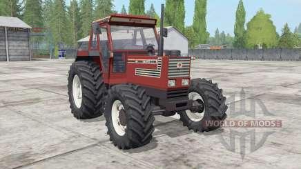 Fiatagri 115-140.90 pour Farming Simulator 2017