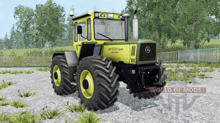 Mercedes-Benz Trac 1800 inteᶉcooleᶉ pour Farming Simulator 2015