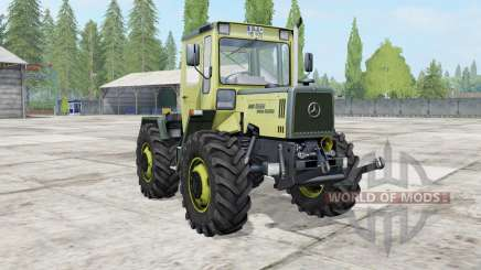 Mercedes-Benz Trac 900 Turbo design selection für Farming Simulator 2017