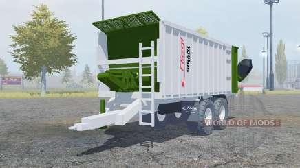 Fliegl Gigant ASW 268 ULW pour Farming Simulator 2013