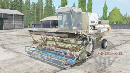 Fortschritt E 514 soft amber pour Farming Simulator 2017