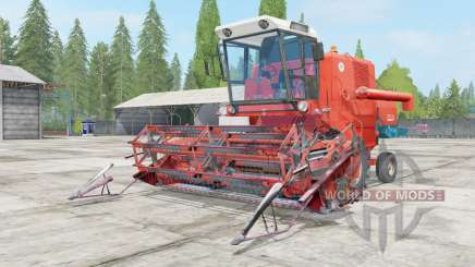 Bizon Super Z056 good sound pour Farming Simulator 2017