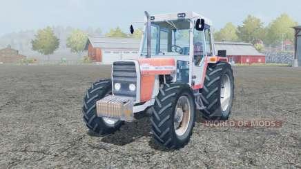 Massey Ferguson 698T 4x4 pour Farming Simulator 2013