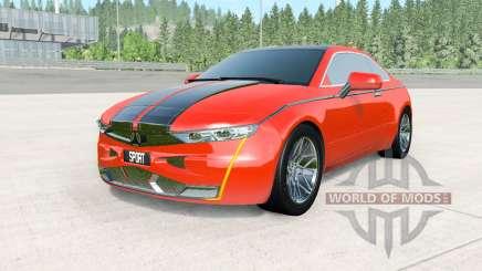 Artemcar A 227 pour BeamNG Drive