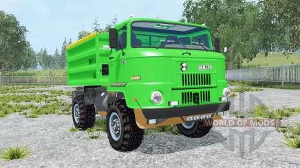 IFA L60 kipper für Farming Simulator 2015