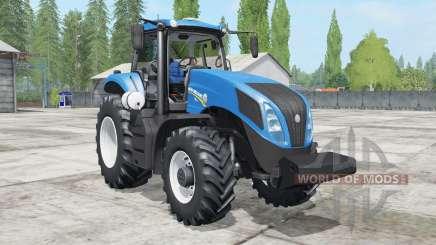 New Holland T8.300 für Farming Simulator 2017