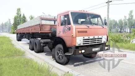 KamAZ-55102 pour MudRunner
