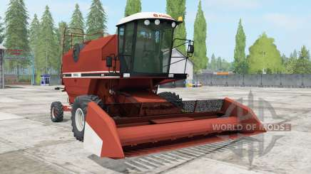 FiatAgri 3550 AL sweet brown pour Farming Simulator 2017