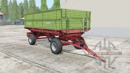 Krone Emsland olivine für Farming Simulator 2017