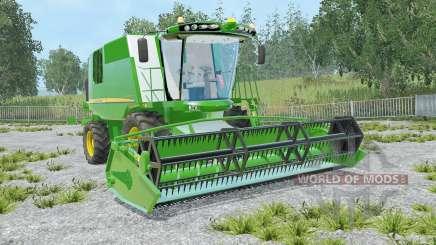 John Deere W540 lime green für Farming Simulator 2015