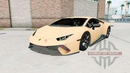 Lamborghini Huracan (LB724) 2017 pour American Truck Simulator