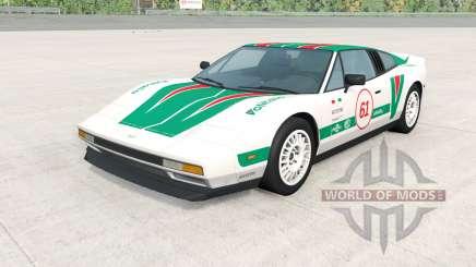 Civetta Bolide Rally v4.0 pour BeamNG Drive