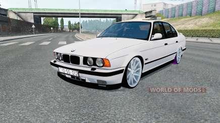 BMW M5 (E34) 1994 4WD für Euro Truck Simulator 2